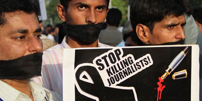 RSF alarmed over threats to journalists